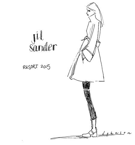 Jil Sander Resort 2015