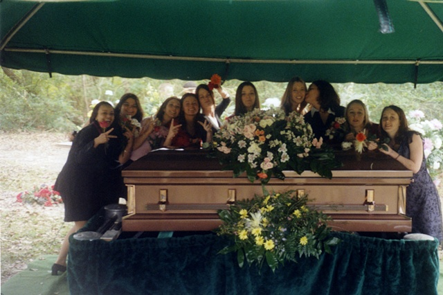 My First Funeral