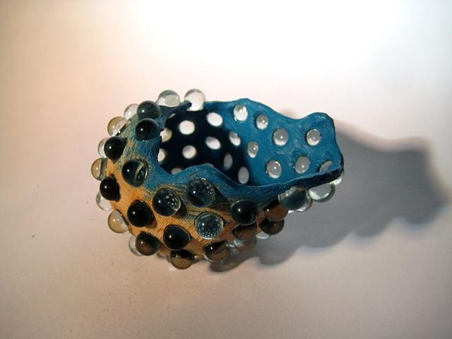 Vessel hawthorn wood sculpture pot abstract contemporary art