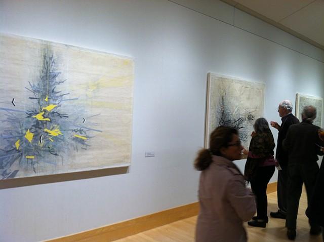 Opening at the Flinn Gallery