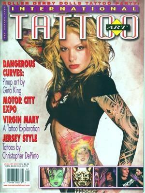 International Tattoo Art