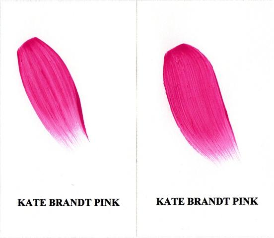 KATE BRANDT PINK Artist: Kate Brandt