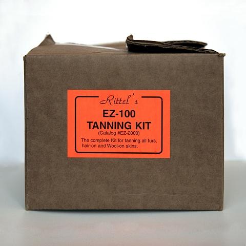 Rittel's EZ-100 Tanning Kit