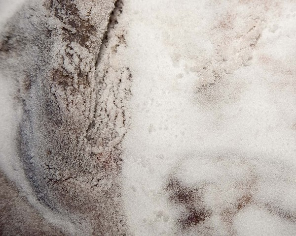 untitled, (salted skin III), 2014 artomatic frederick laura ginn bailey