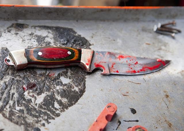 Glemie's  Knife