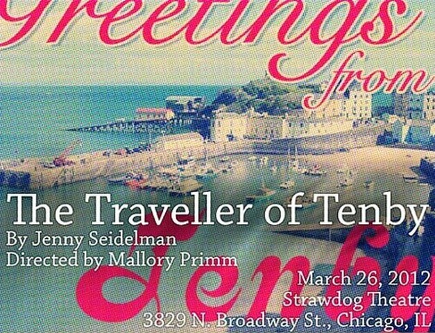 The Traveller of Tenby