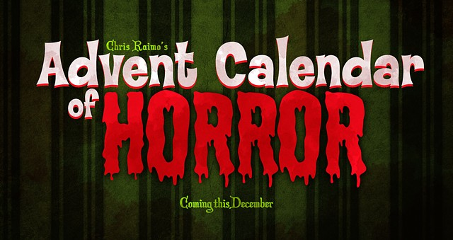 Advent Calendar of Horror