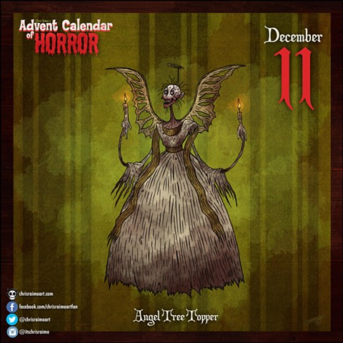 Day 11: Angel Tree Topper