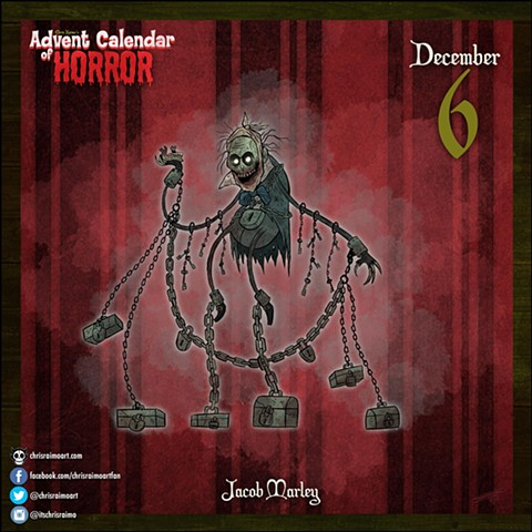 Day 6: Jacob Marley