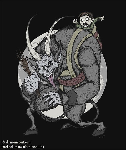Krampus (Gloomy Edition)
