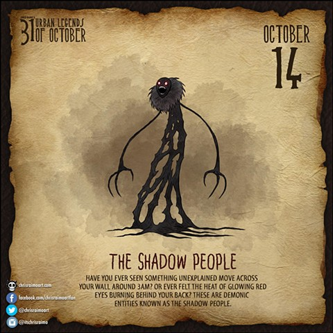 Day 14: Shadow People
