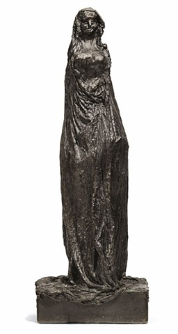 George Condo Mycenaean Goddess AP 1/1