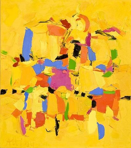 Olga Albizu Yellow 50-90-3