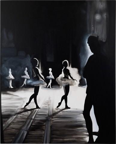 Nick Farhi Patrice Molinard's Ballerinas