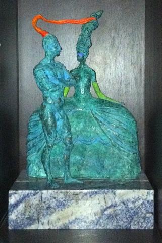 Carlos Cancio Madame de Pompadour