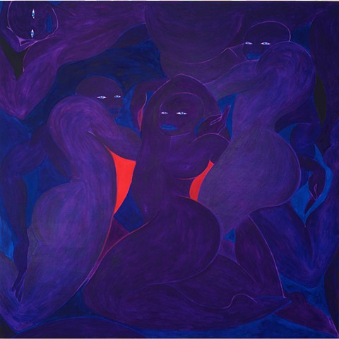Tunji Adeniyi-Jones Night Watchers