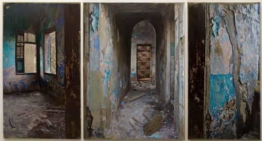 Naomi Safran-Hon Absent Home: Wadi Salib VIII