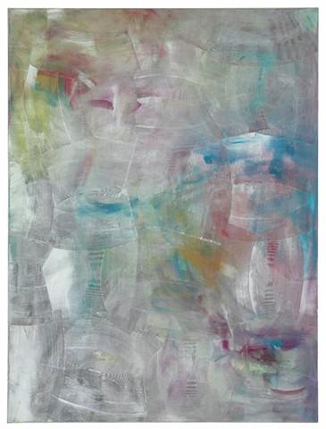 Dan Rees Artex Painting