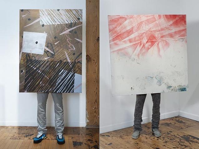 John Riepenhoff Art Stands