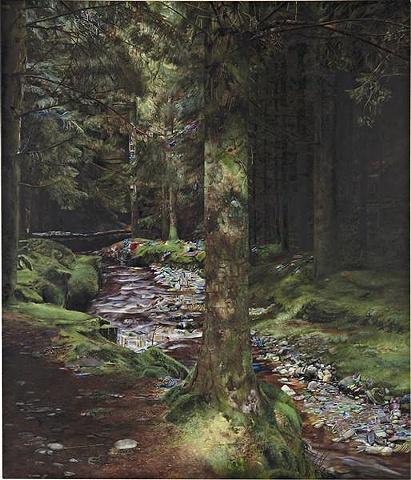 Marti Cormand Gorten Glen Forest Park, Ireland, 2005