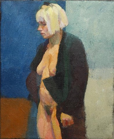 Justin Mortimer Female Nude