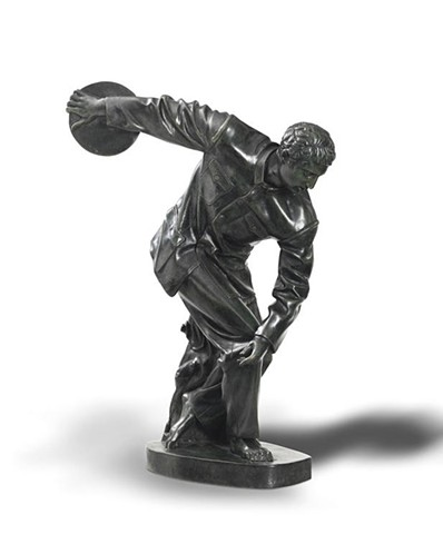 Sui Jianguo Clothed Discobolus Edition number 8/8