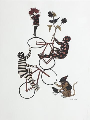 Marcel Dzama Untitled