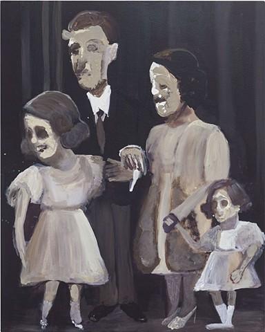 Genieve Figgis Family Portrait