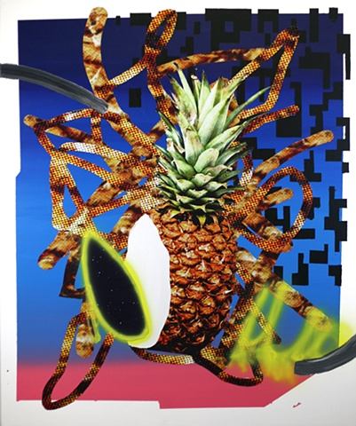 Hector Arce-Espasas Susent and Pineapple