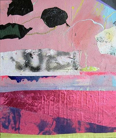 Sebastian Vallejo Pink Horizon