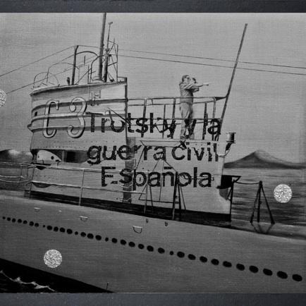 Osvaldo Budet  Trotsky y la guerra civil espanola I/IV