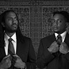 Rashid Johnson &  Hank Willis Thomas A Portrait of Two American Artists as Young Negro Scholars Edition of 31