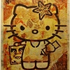 Shepard Fairey Hello Kitty 1/1 HPM