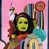 Amir H. Fallad Green Mask