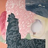 Lauren Luloff Pink Landscape