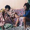 Mickalene Thomas Les Trois Femmes Noires Edition of 6