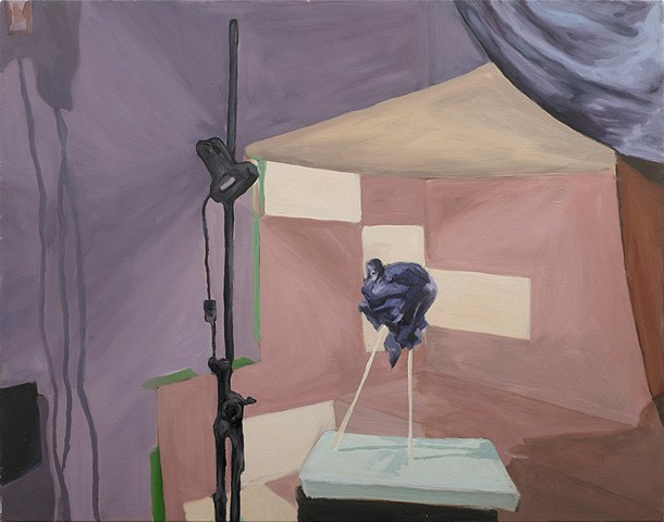 Studio Conversations: Adam Gunn's Studio