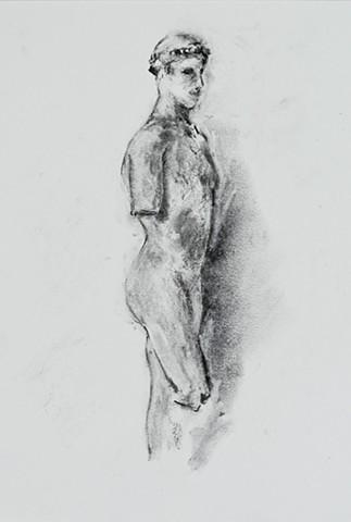 Kritios Boy, Acropolis Museum