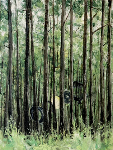 Landscape, automobile