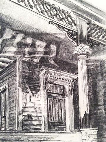 Guy Hillman House #1