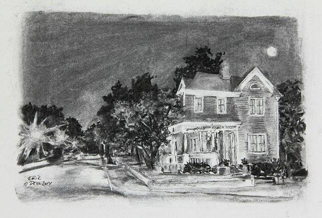 Guy Hillman House #2