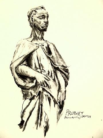 Donatello's 'Prophet'