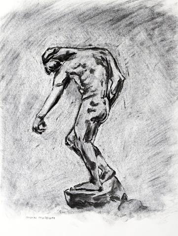 Rodin, Shade, Paris