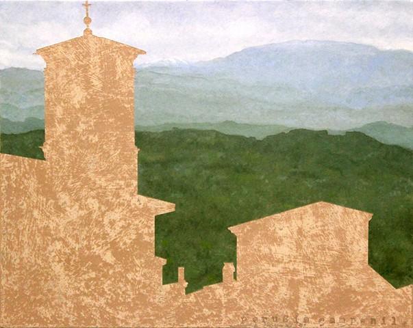 Perugia Campanile