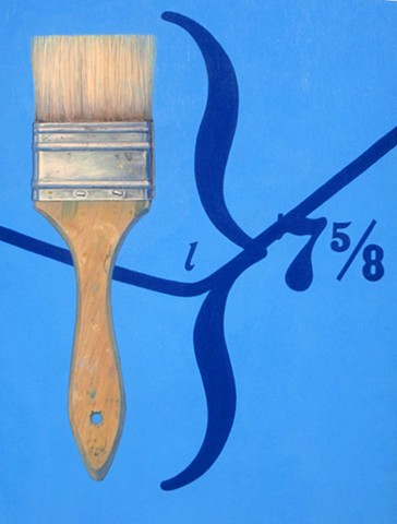 Measure of a Man - [Detail of Brush]