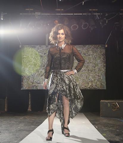 Look 5 fashion show 2