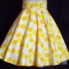 Lemon Betty Skirt