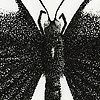 Butterfly Stippling