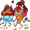 Sweet Love Illustrations