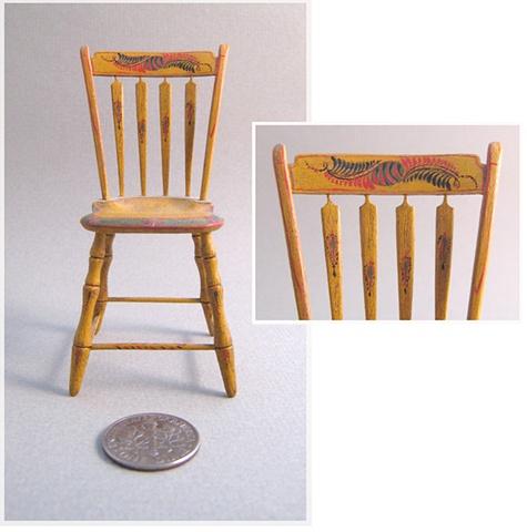 handcrafted miniature furniture